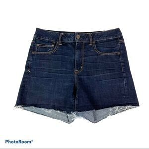 AMERICAN EAGLE OUTFITTERS Denim Cut Off Shorts